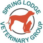 Spring Lodge Veterinary Group logo.
