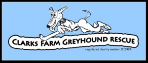 Clarks Farm Greyhound Rescue logo